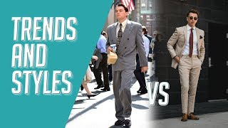 Staying Stylish: Why Trends and Styles Change    90s vs NOW