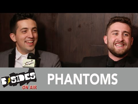 B-Sides On-Air: Interview - Phantoms Talk Past Acting, Musical Influences