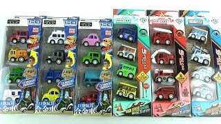 New cars for small children police cars fire truck school bus video for kids