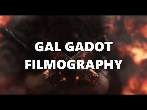Gal Gadot Filmography Through The Years (2009-2017)