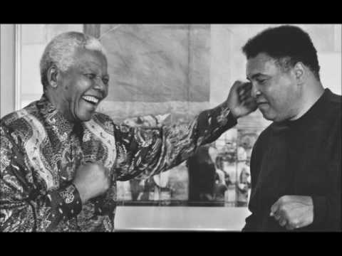 DJ MANYMORE Tribute to the legend MUHAMMAD ALI South African House Music @UWC