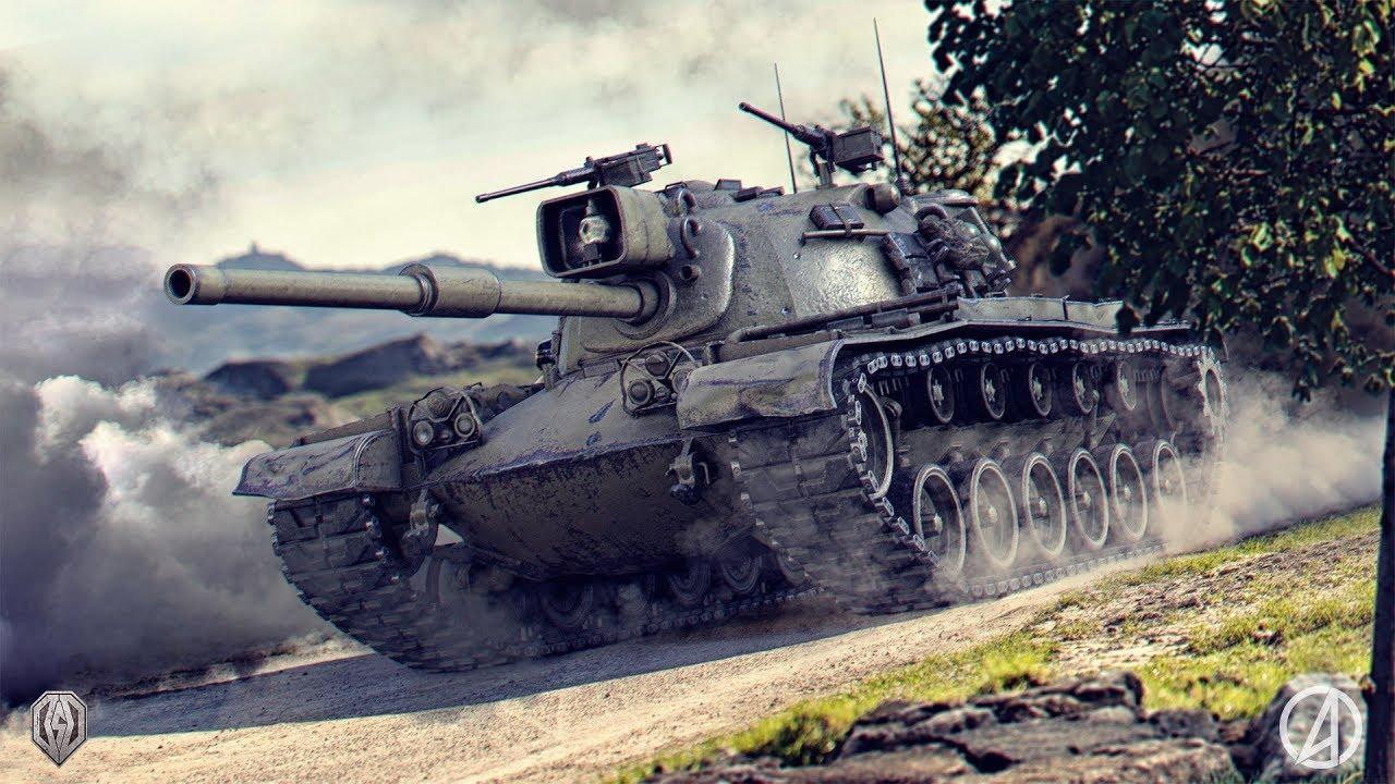 конечности танк паттон картинки был