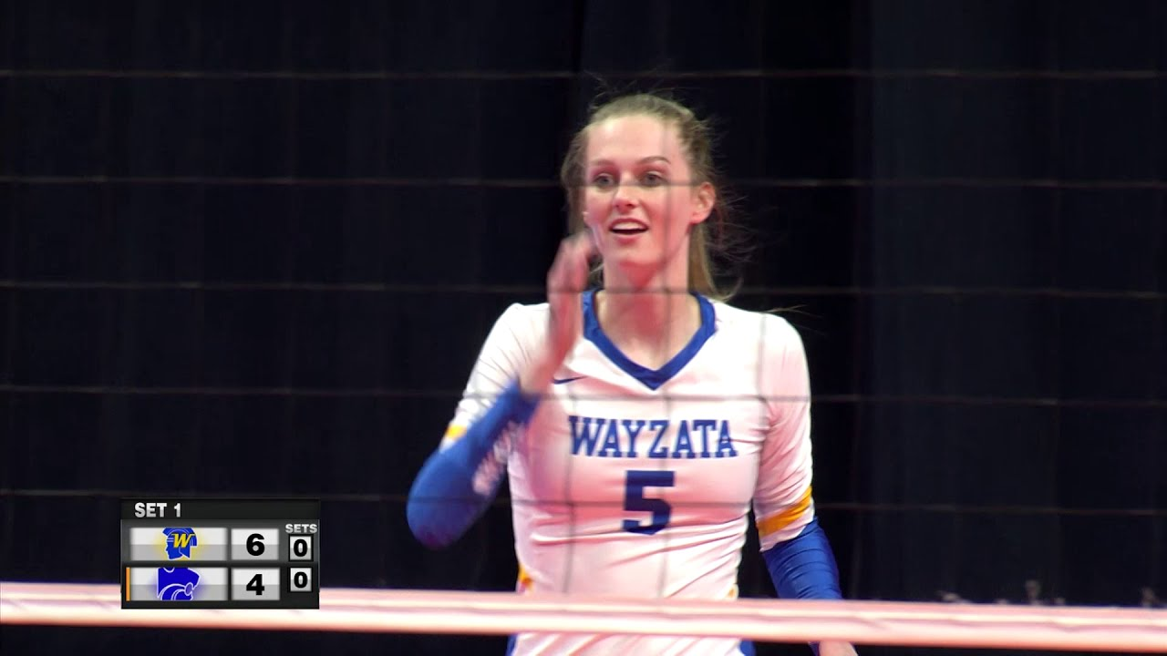 Download Girls High School Volleyball State Final Wayzata vs Eagan