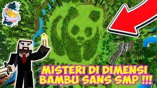 MENGUNGKAP RAHASIA-RAHASIA YANG ADA DI DIMENSI BARU MINECRAFT SANS SMP !!!