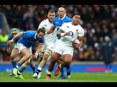 Short Highlights: England v Italy | Guinness Six Nations