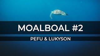 Filipíny - šnorchlování v Moalboal - PeFu&Lukyson