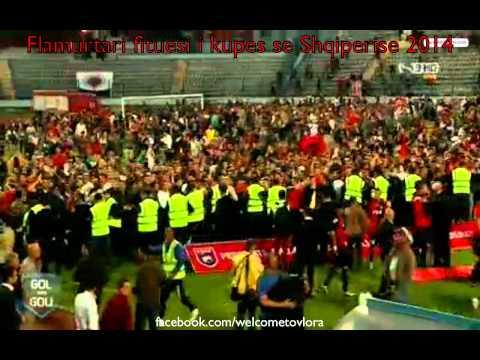Flamurtari fitues i kupes se Shqipërisë 2014
