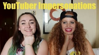 Youtuber Impersonations with Mahogany Lox!