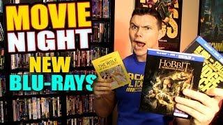 MOVIE NIGHT - New Blu-ray Movies!
