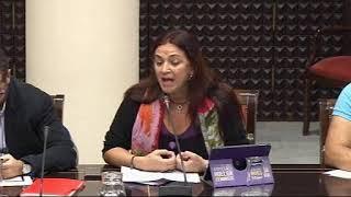 María del Río (Podemos) sobre atención a pacientes con fibrosis quística