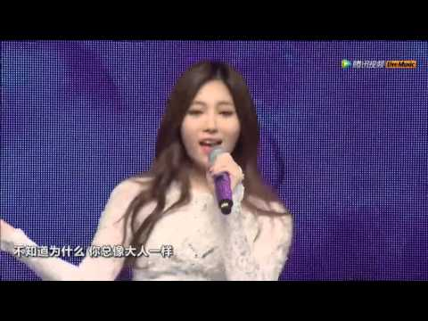 151029 Girl's Day(걸스데이) - Don't forget me