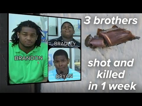 Senseless Ambush In New Orleans: 3 brothers Shot To Death At Their Home Days Apart