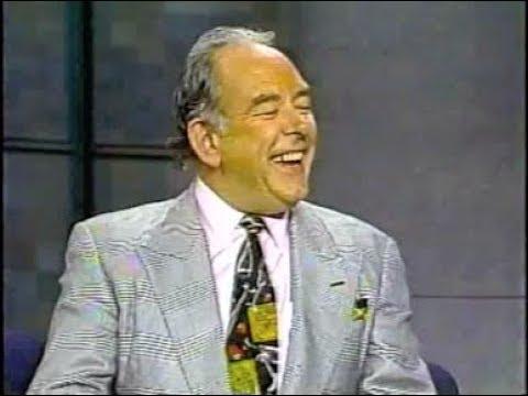 Robin Leach on Late Night, 1990, 1992