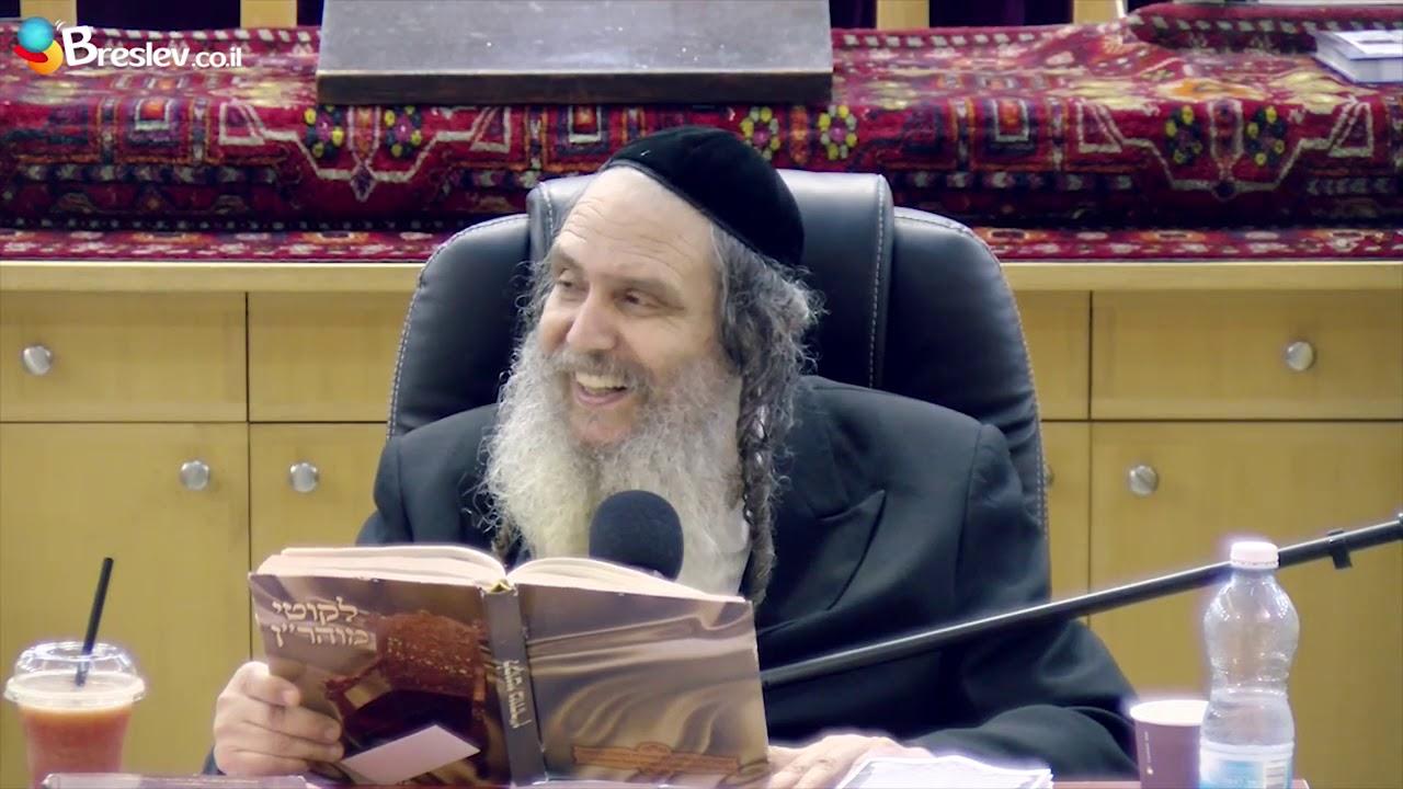 משנכנס אדר מרבין בשמחה   הרב שלום ארוש