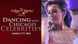 Gambar cover Crystal Davis Dances at Dancing with Chicago Celebrities 2016 Charity Ball