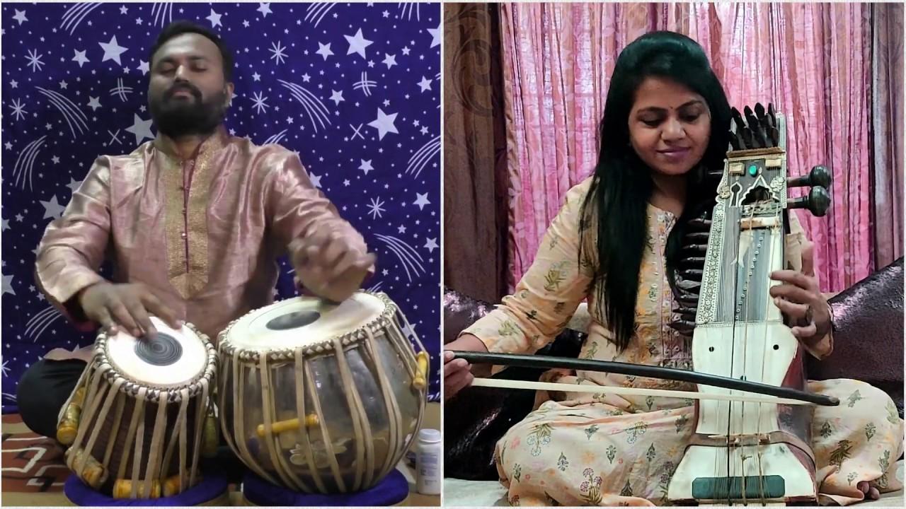Aaj Jane Ki Zid Na Karo | Gazhal Cover | Sarangi Manonmani