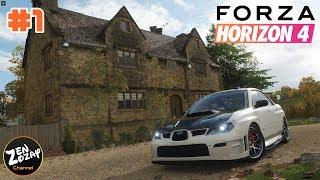 ซื้อบ้านหลังแรกในอังกฤษ - Forza Horizon 4 #1