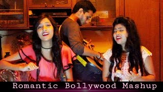 Romantic Bollywood Mashup (ACOUSTIC)| Susmita & Debmita ft. Sourav | Amaal Malik & Armaan Mallik