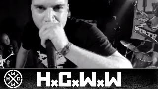 HARDFACED - RUNNING YOUR OWN SHADOWS (OFFICIAL HD VERSION HCWW)