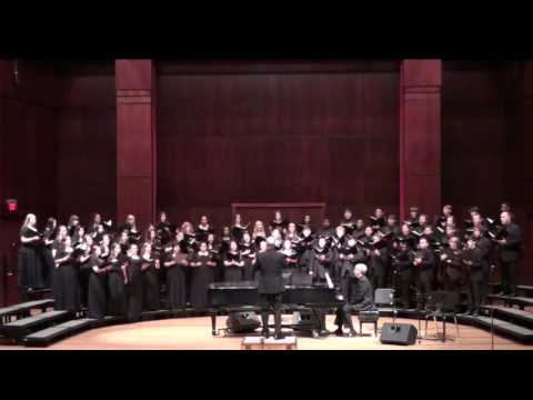ASU Concert Choir: Ask and it Shall Be Given by Jonathan Adams