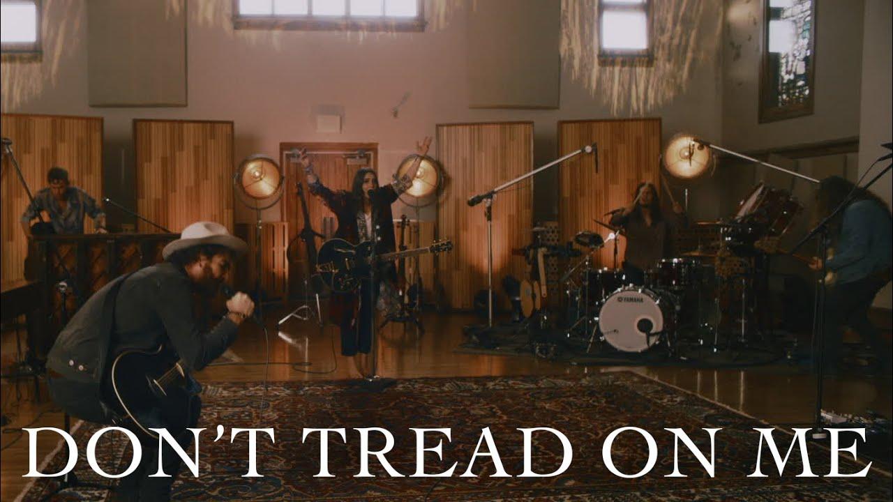 We The Kingdom - Don't Tread On Me (Live At Ocean Way Nashville)