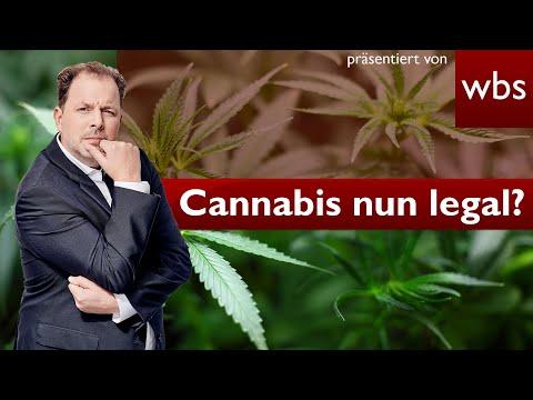 Cannabis bald legal? Bundestag hat abgestimmt | Rechtsanwalt Christian Solmecke