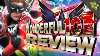 The Wonderful 101 REVIEW!