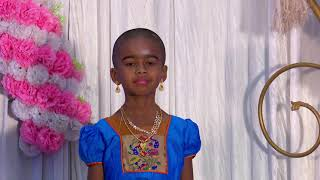 Ear piercing Ceremony