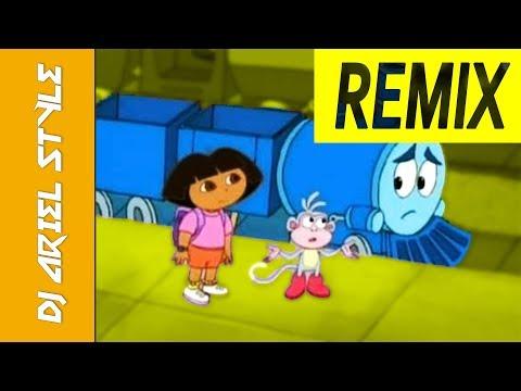 """NO TIENE PITO"" (REMIX) [Dora la exploradora]"