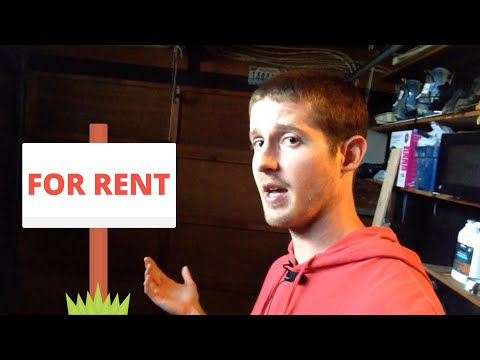 I Rented Out My Garage. Here's How Much I Make.