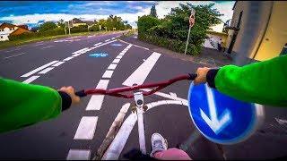 GoPro BMX СОБРАЛИ НОВЫЙ БАЙК (Дима Яструб)