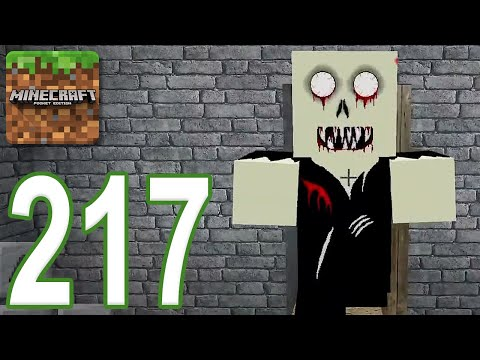 Minecraft: PE - Gameplay Walkthrough Part 217 - F.E.A.R (iOS, Android)