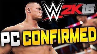 Kicking Ass! WWE 2K16 PC Gameplay (AMD R7 260X)