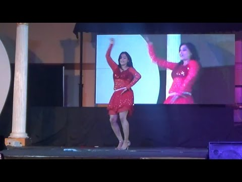 Rashmi - Jabardasth Show Anchor Dance Performance at a College event