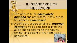 10 Generally Accepted Auditing Standards (GAAS)