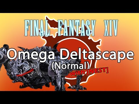 Omega (Normal) w/ [NEST] - FFXIV