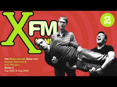 XFM The Ricky Gervais Show Series 2 Episode 40 - The tennis ball