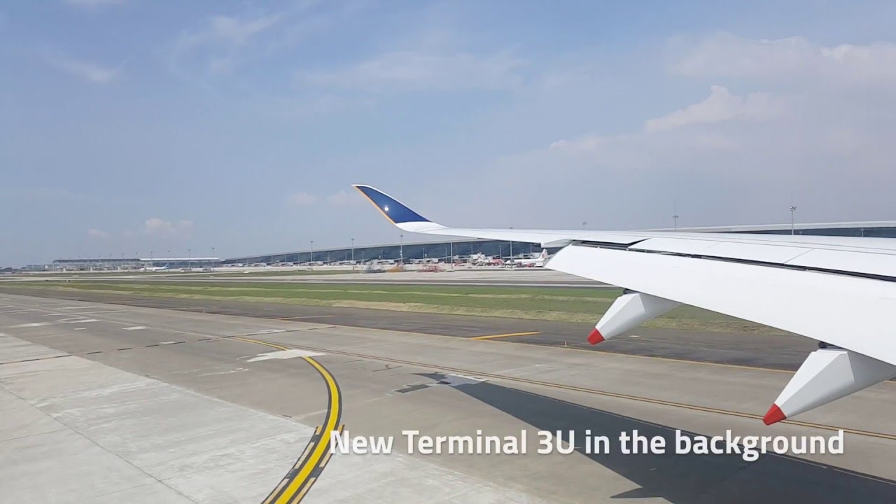 Blue apron singapore - Singapore Airlines A350 Flight Review Sq 958 Singapore To Jakarta Youtube