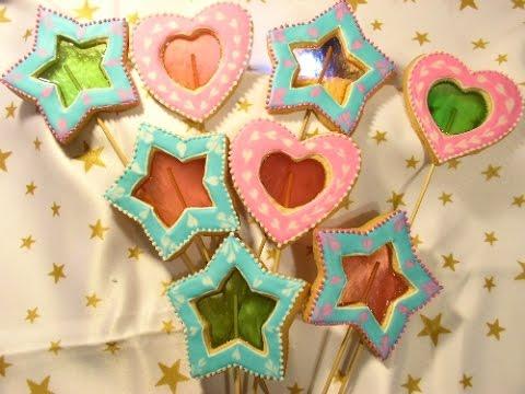 Готовки#2 :Печенье на палочке!!!