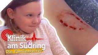 Beiß-Angriff! Wieso beißt Thilda (5) ihre Prinzessinnen-Cousine? | Die Familienhelfer | SAT.1