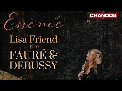 Debussy L'Apres Midi d'un Faune-Lisa Friend (Flute) and Rohan De Silva (Piano)-Arr Flute and Piano