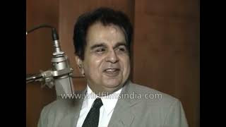 Dilip Kumar (Yusuf Khan) and Saira Banu compilation of rare never-seen-before footage in early days