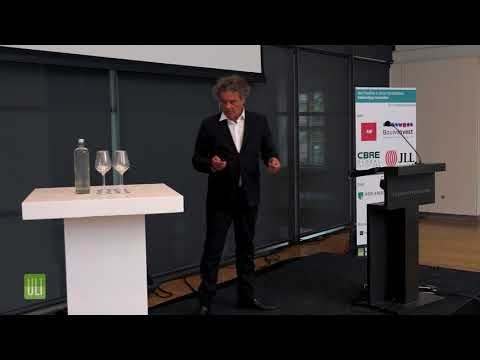 ULI Netherlands Conference 2017: Featured Speakers