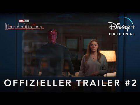 Marvel Studios' WandaVision | Offizieller Trailer 2 | Disney+