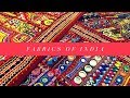 Fabrics of India - Handlooms Tour of All 29 States (India)