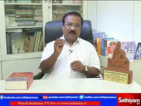 Dr  John B Nayagam speaks about Tantra Yoga - Part 3  (Tamil) thumbnail
