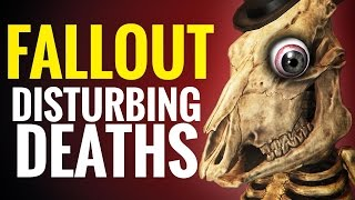 Fallout 4 Most Disturbing Deaths