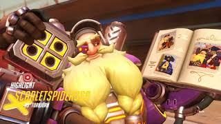 My best play of the games from overwatch pt2