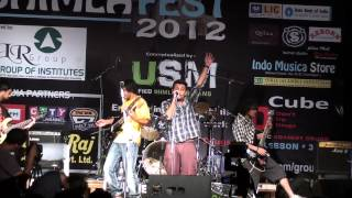 VANDE MATARAM by SWASTIK THE BAND in SHIMLA