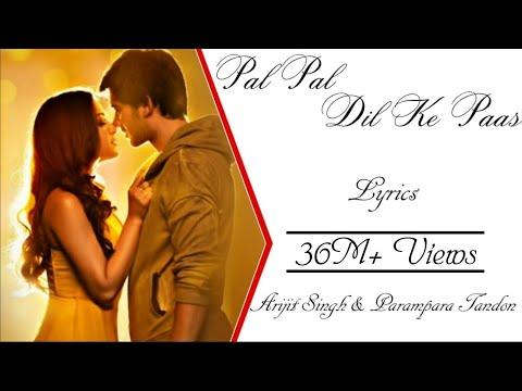Download Lagu  Rehna Tu Pal Pal Dil Ke Paas Full Song  s ▪ Arijit Singh & Parampara Thakur ▪ Karan Deol Mp3 Free